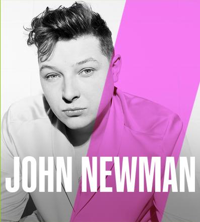 John Newman image